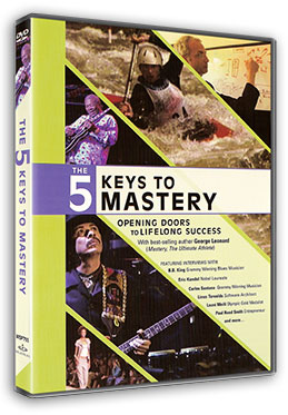 The 5 Keys To Mastery (DVD) - Featured on APT & PBS