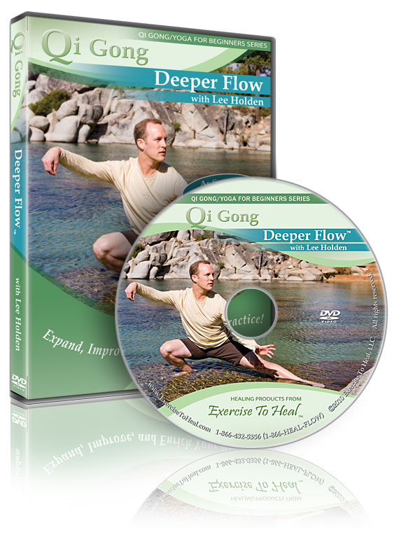 QiGong DVD : Deeper Flow with Lee Holden