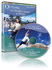 View a larger image of Qi Gong for Healthy Joints & Bones