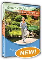 Exercise To Heal Full Body Shape-Up with Karen Holden