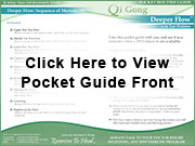 Click to View the Qi Gong Deeper Flow Pocket Routine Guide
