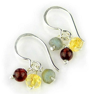Metabolic Earrings