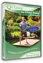Qi Gong for Deep Sleep