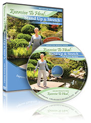 Exercise to Heal: Stand Up & Stretch with Karen Holden