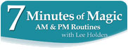 Qi Gong 7 Minutes of Magic: AM & PM Routines